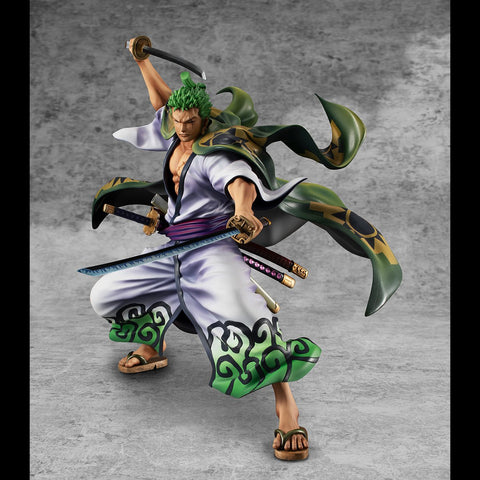 One Piece: Portrait of Pirates Warriors Alliance Zoro Juro 1/8 Scale Figure Pre-order Megahouse