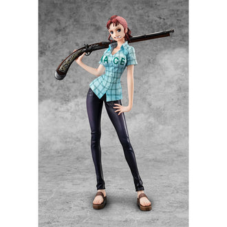 "One Piece: Portrait of Pirates ""Playback Memories"" Bellemere Non-Scale Figure Pre-order Megahouse"