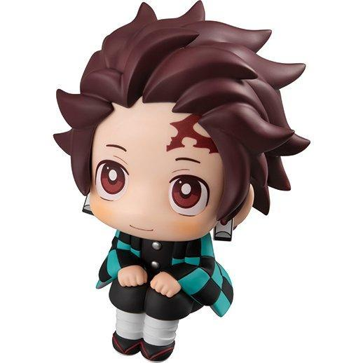 Look Up Series Demon Slayer Kamado Tanjiro Non-Scale Figure Pre-order Megahouse
