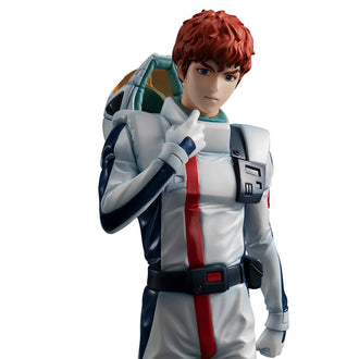 Gundam Guys Generation: GGG Mobile Suit Gundam Char's Counter-attack Amuro Ray Non-Scale Figure Pre-order Megahouse