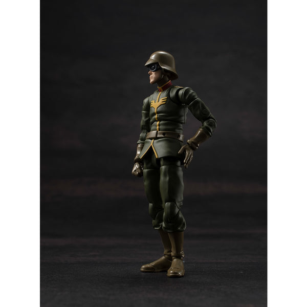 Mobile Suit Gundam: G.M.G. Principality Of Zeon Army Soldier 01 Non-Scale Figure Pre-order Megahouse