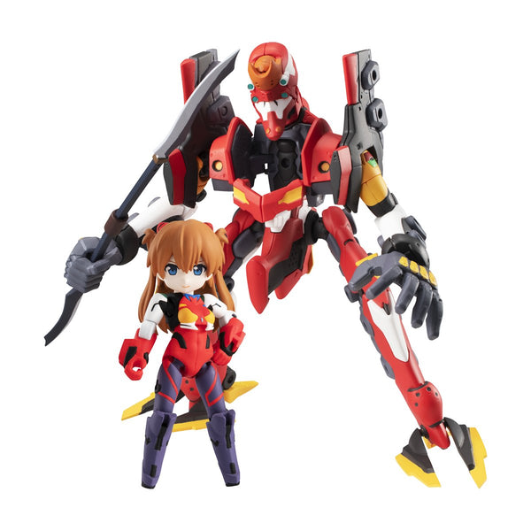 Desktop Army Evangelion Movie Shikinami Asuka Langley & Evangelion 2 No Longer Available Megahouse