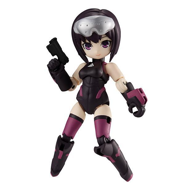 Ghost in the Shell: Desktop Army SAC_2045 Tachikoma & Kusanagi Motoko No Longer Available Megahouse