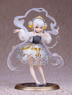 National Treasure: Silver Sachet With Grape Flower and Bird Pattern 1/7 Scale Figure Pre-order Myethos