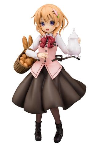 Is The Order A Rabbit?: Cocoa (Cafe Style) 1/7 Scale Figure 1/7 Scale Figure Plum