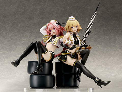 Fate/Apocrypha: Jeanne D'Arc & Astolfo Type-Moon Racing Ver. 1/7 Scale Figure Pre-order Plus One