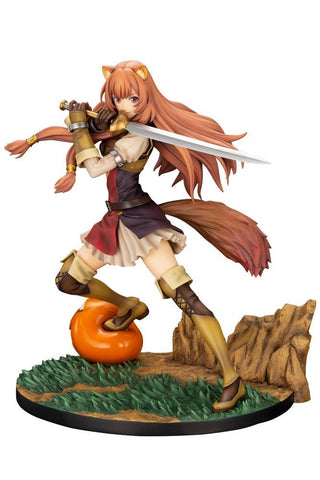 The Rising of the Shield Hero: Raphtalia Ani Statue 1/7 Scale Figure 1/7 Scale Figure Kotobukiya