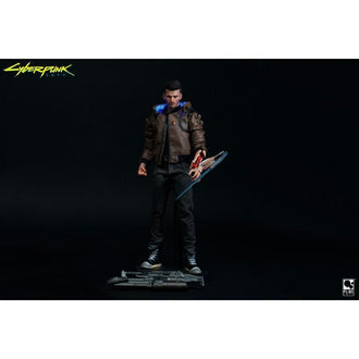 Cyberpunk: 2077 Male 1/6 Scale Figure Pre-order Pure Arts