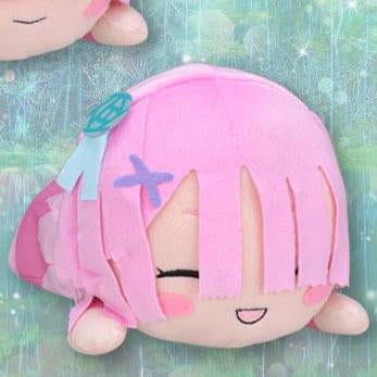 "Re:Zero -Starting Life in Another World-: SP Lay-Down Plush ""Ram"" Fairy Ballet B: Smiling Pre-order SEGA"