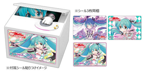 Racing Miku 2019 Ver. Chatting Bank 004: Hatsune Miku GT Project Goods SHINE