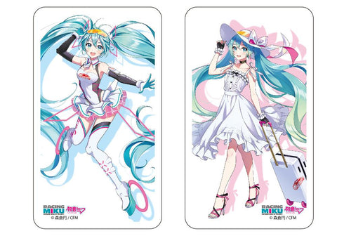 Shine Hatsune Miku Mask Case: Racing Miku 2021 (Ver. 01) No Longer Available Shine