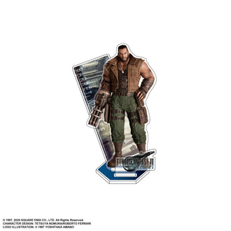 Final Fantasy VII Remake Acrylic Stand Barret Wallace Pre-order Square Enix