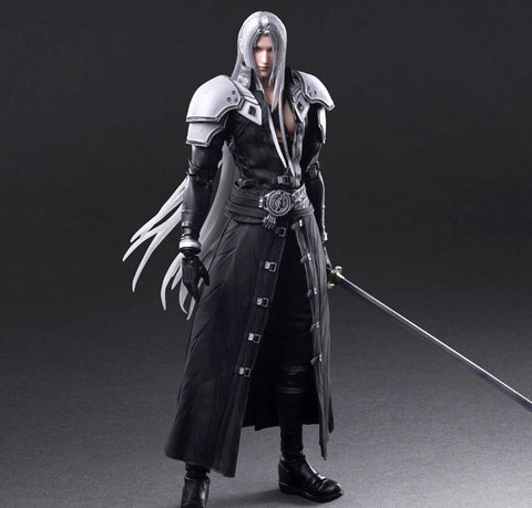 Final Fantasy: Final Fantasy VII Remake Play Arts -Kai- Sephiroth Non-Scale Figure Pre-order Square Enix