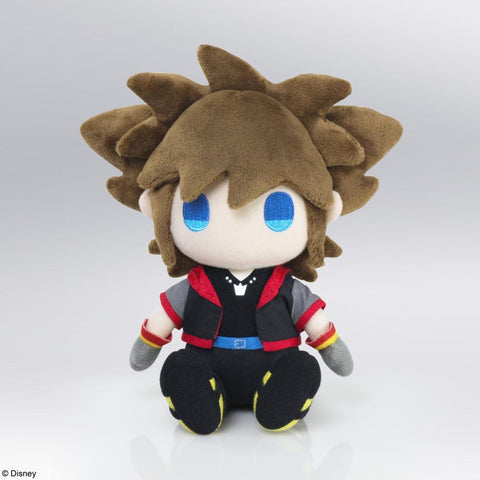 Plush KH III Sora: Kingdom Hearts No Longer Available Square Enix