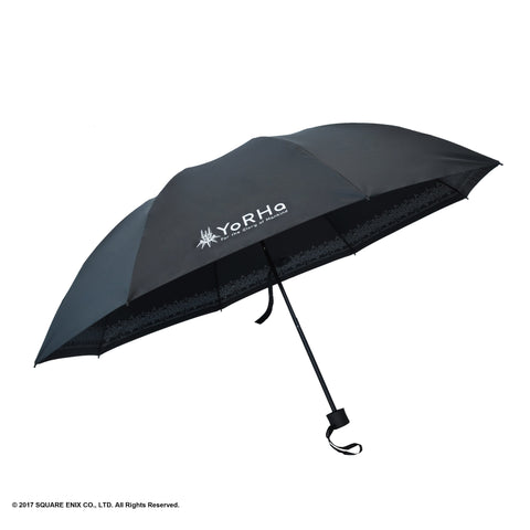 Nier: Automata Foldable Umbrella No Longer Available Square Enix