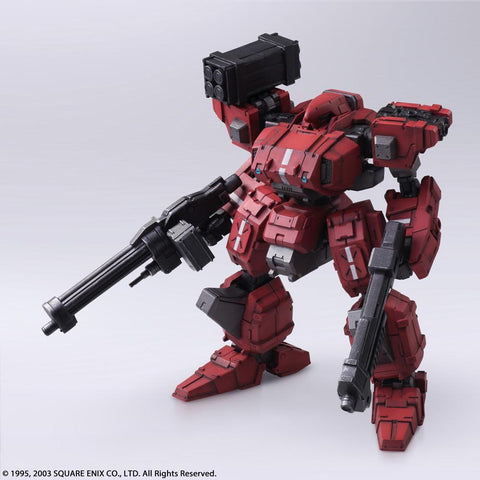 Front Mission: 1st Wander Arts Frost Hell's Wall Variant Mecha No Longer Available Square Enix