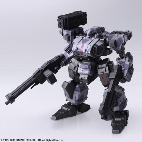 Front Mission: 1st Wander Arts Frost Urban Camo Variant Mecha No Longer Available Square Enix