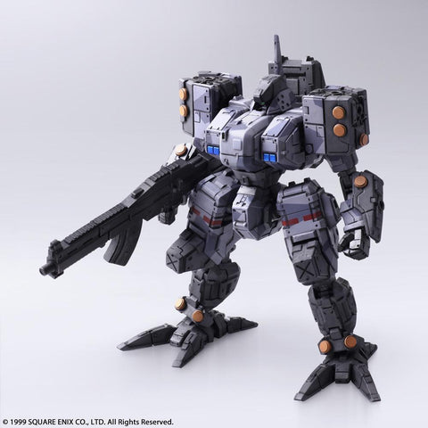 Front Mission: 3 Wander Arts Grille Sechs Urban Camo Variant Mecha No Longer Available Square Enix