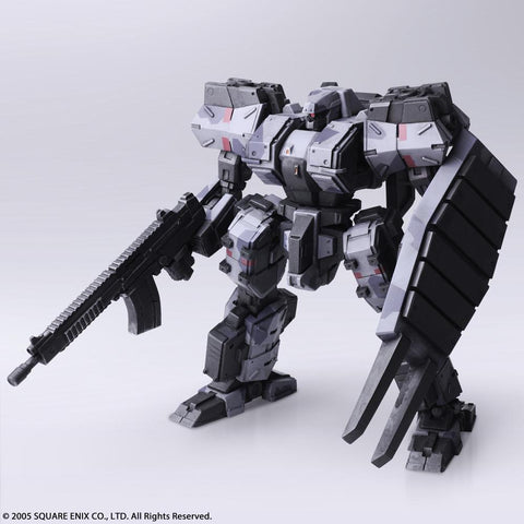 Front Mission: 5 -Scars Of The War- Wander Arts Kyojun Urban Camo Variant Mecha No Longer Available Square Enix