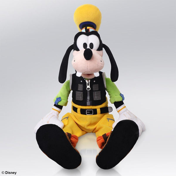 Kingdom Hearts: Plush KH III Goofy No Longer Available Square Enix