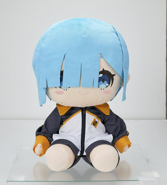 Re:Zero -Starting Life in Another World-: Precious Big Plushie Rem -Subaru-Kun's Jersey Ver. No Longer Available Taito