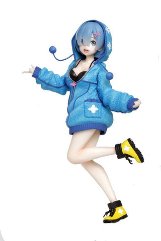 Re:Zero -Starting Life in Another World- Precious Figure Rem Fluffy Parka Ver. Pre-order Taito