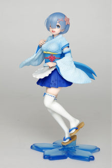 Re:Zero -Starting Life in Another World-: Rem Kimono Maid Ver Pre-order Taito