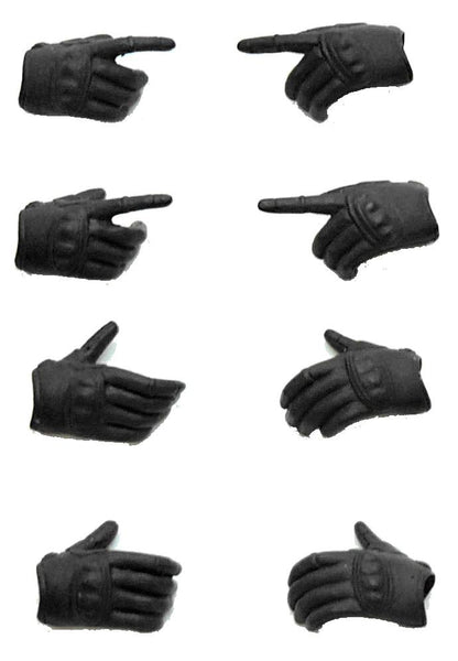 Little Armory OP3: figma Tactical Gloves (Stealth Black): Little Armory Pre-order TOMYTEC