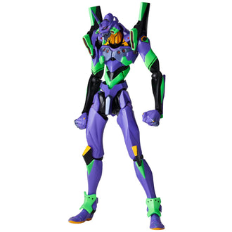 "Revoltech Evangelion Evolution EV-001S EVA-01 ""Evangelion: 1.0 You Are (Not) Alone"" Pre-order Union Creative (Kaiyodo)"