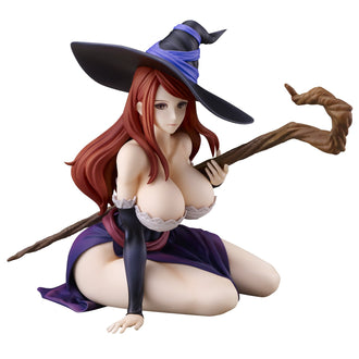 Dragon's Crown: Sorceress Non-Scale Figure Pre-order Union Creative