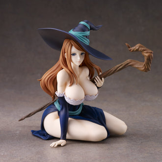 Dragon's Crown: Sorceress Deep Blue Ver. Non-Scale Figure Pre-order Union Creative