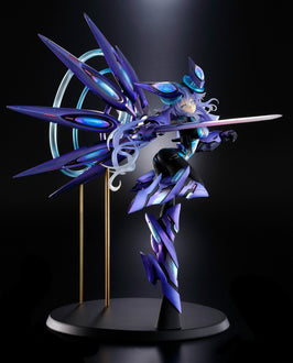 Megadimension Neptunia VII: Next Purple Processor Unit Full Ver. (re-run) 1/7 Scale Figure Pre-order Vertex