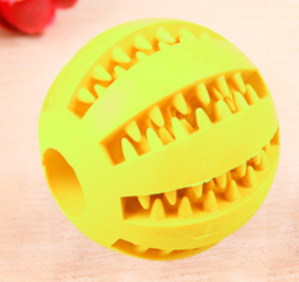 Interactive Rubber Balls for Pet