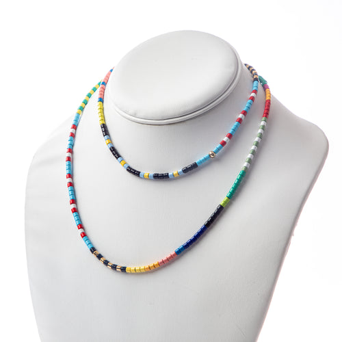 Big Sur Long Necklace - Seacrest