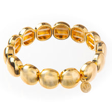 Load image into Gallery viewer, Bubble Bracelet - Gold 12mm