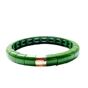 Tile Tube Bracelet- Army