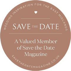 Featured on Save The Date Magazine, Official Wedding Directory