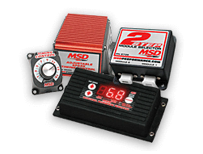 2 Step RPM & Timing Controllers
