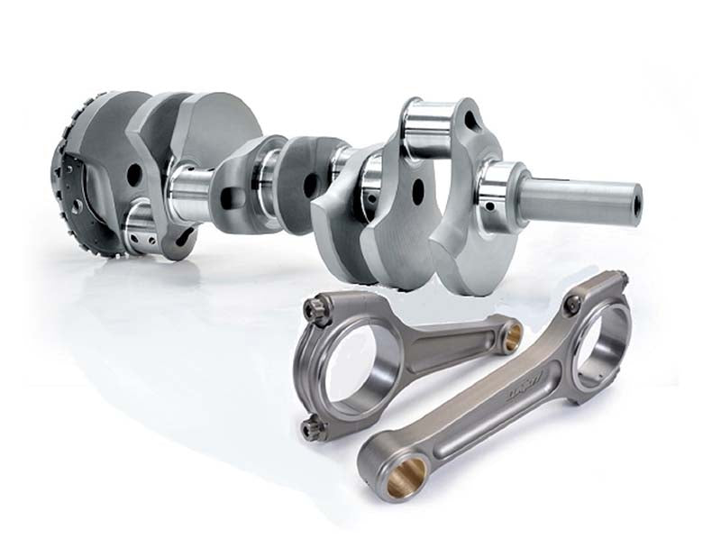 Crankshafts & Connecting Rods