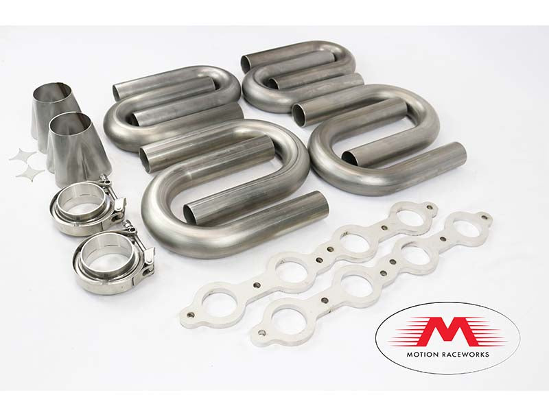 Stainless Steel Turbo Header Builder Kits