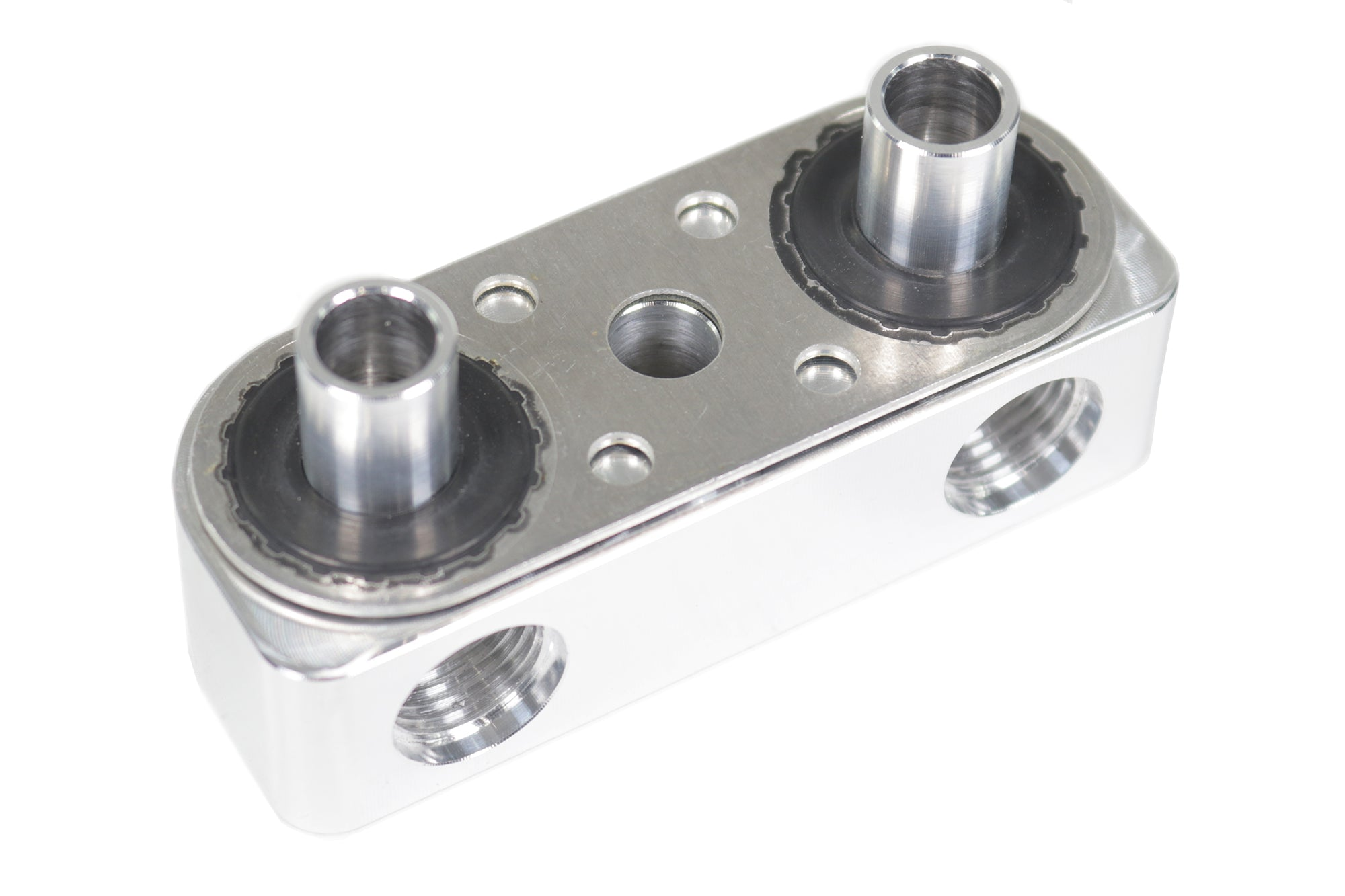 6L80E/8L90E Billet Transmission Low Profile Side Exit (With Gaskets and Fittings)-Motion Raceworks-Motion Raceworks