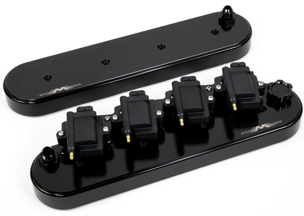 Motion Raceworks Billet LS Valve Covers 10-120 - Motion Raceworks