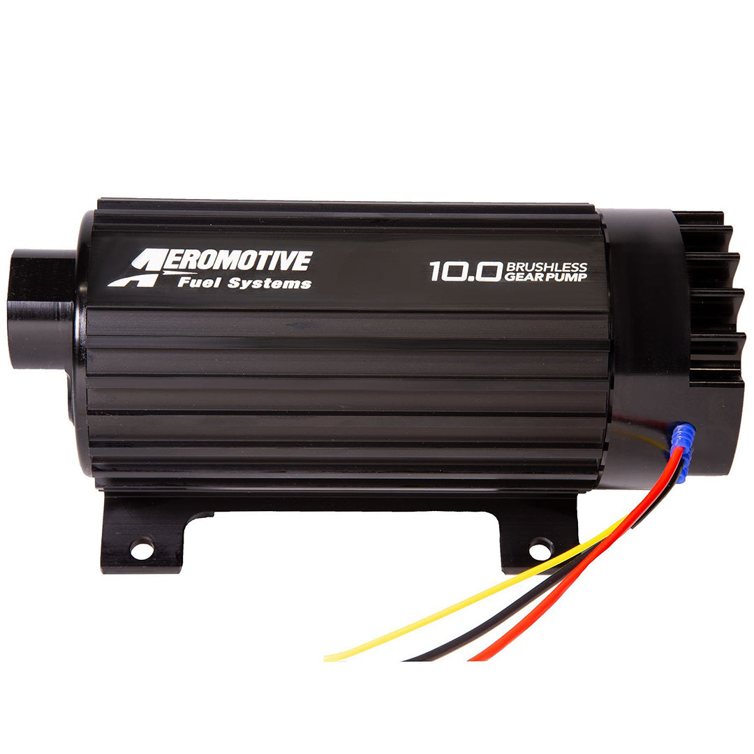 Aeromotive 10 GPM Brushless Variable Speed In-line Fuel Pump 11198-Aeromotive-Motion Raceworks