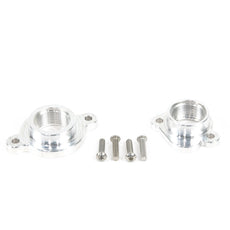 Motion Raceworks Coyote Ford Billet Water Pump to AN Adaptor Combo Kit (Water Pump/Cylinder Head)