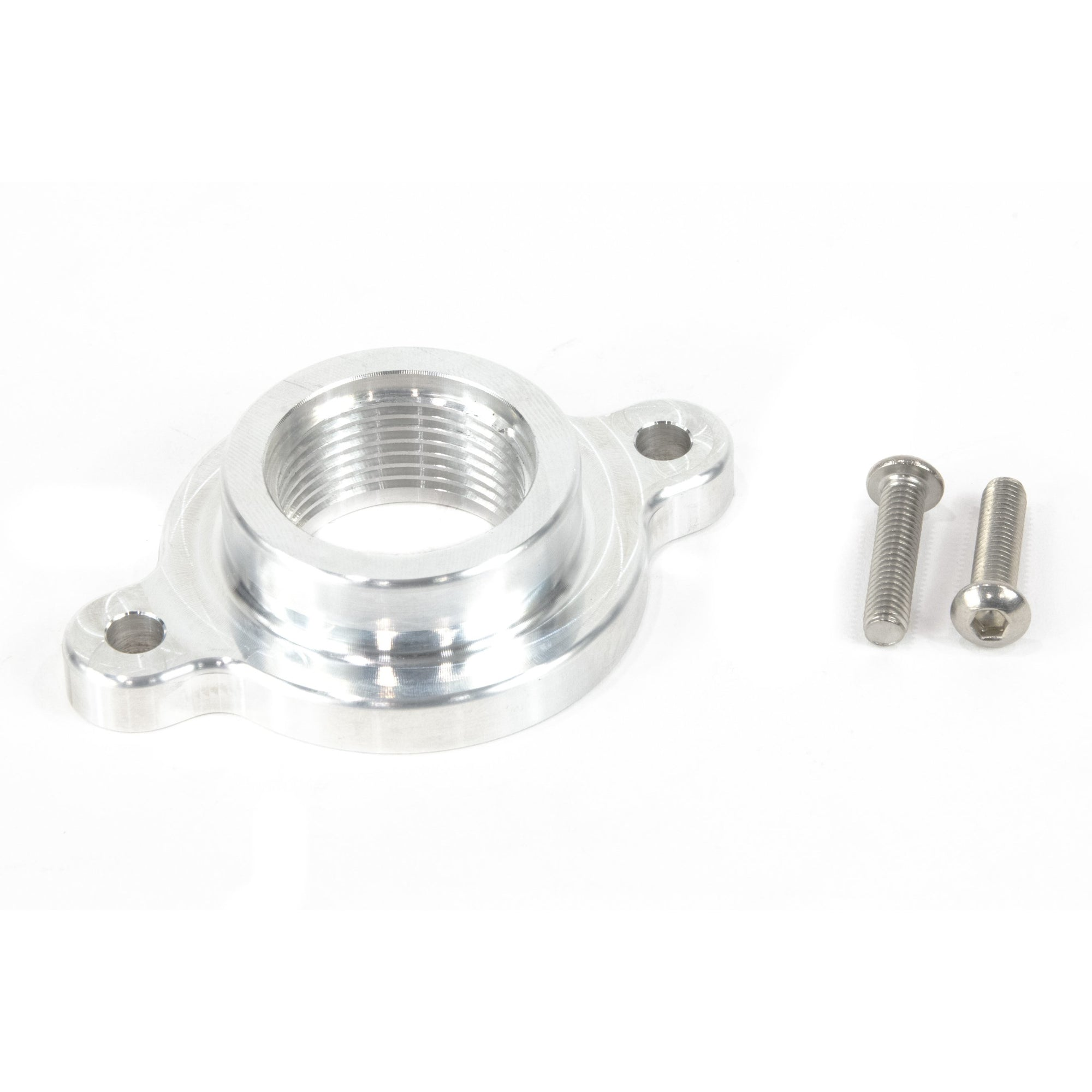 Motion Raceworks Coyote Billet Water Pump to AN Adaptor (Water Pump)-Motion Raceworks-Motion Raceworks