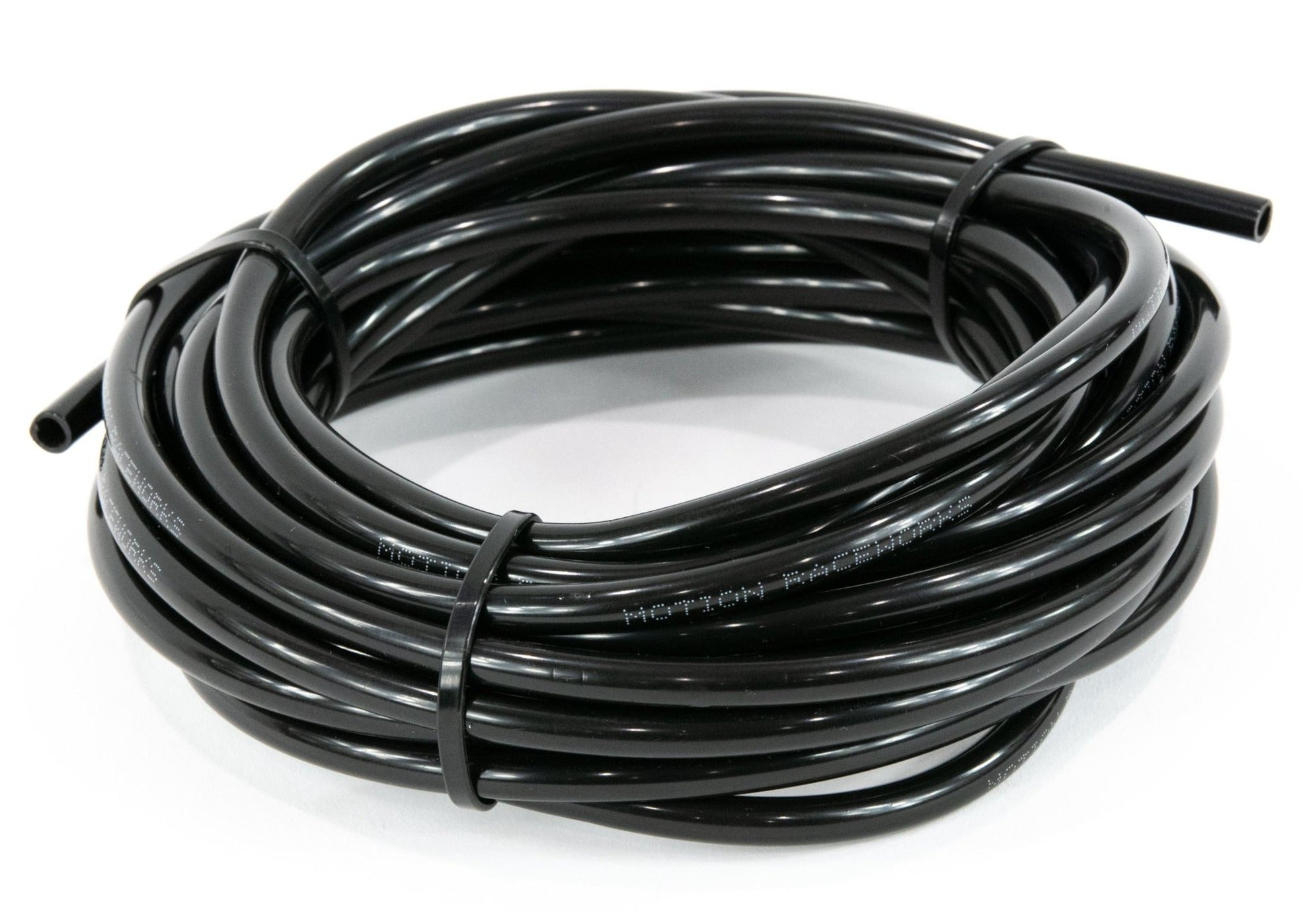 "(20 ft) Black 1/4"" Push to Connect Plastic Tubing-Motion Raceworks-Motion Raceworks"
