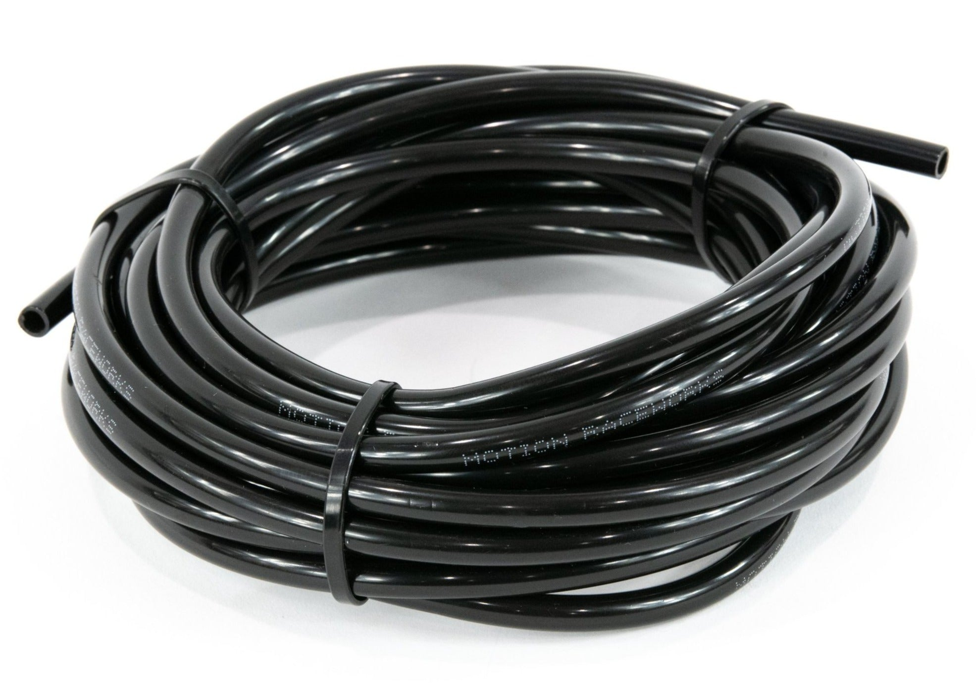 "(10 ft) Black 1/4"" Push to Connect Plastic Tubing-Motion Raceworks-Motion Raceworks"