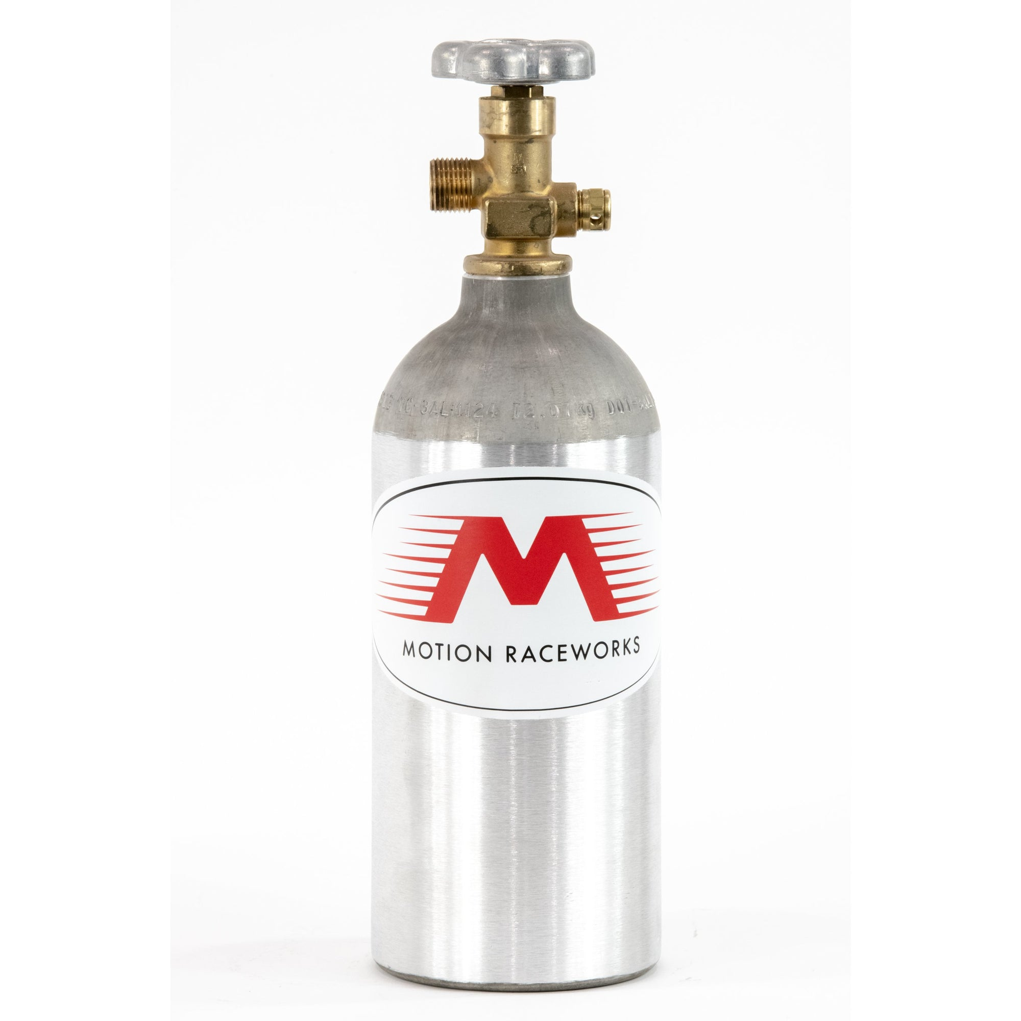 CO2 Bottle (2.5lb)-Motion Raceworks-Motion Raceworks