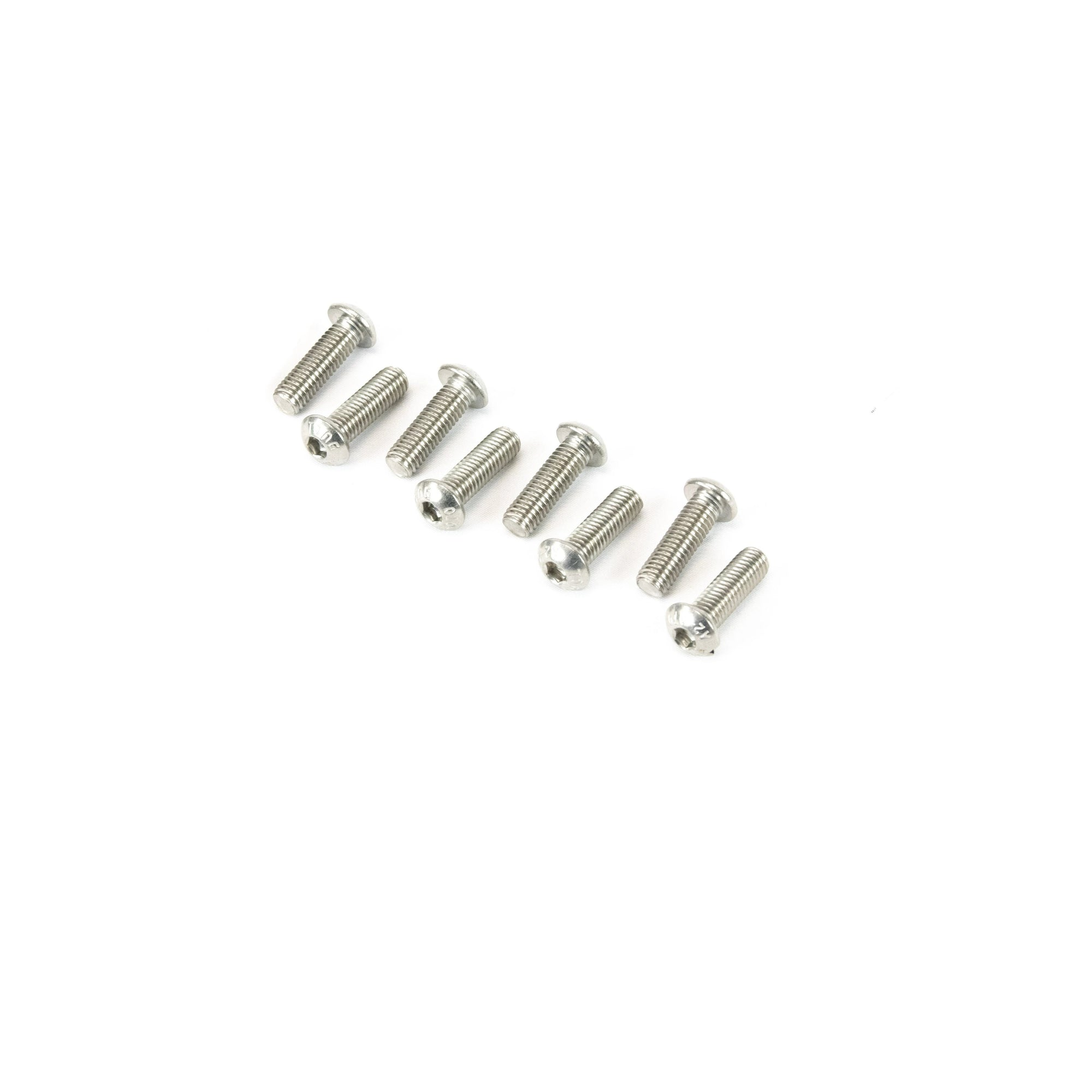 Stainless Steel Button Head LS Timing Cover Bolt Kit-Motion Raceworks-Motion Raceworks