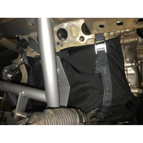Motion Raceworks 5 0 Coyote Engine Diaper, NHRA & IHRA Approved (For Motor  Mounts, w/Cutouts)